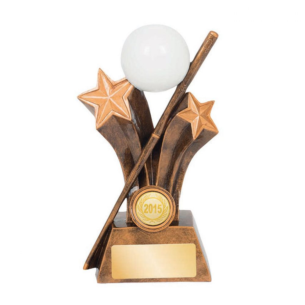 Pool Snooker Trophy & Award Geelong
