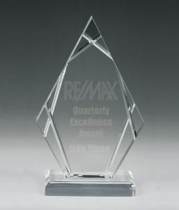 Acrylic Award IL18 AA3813