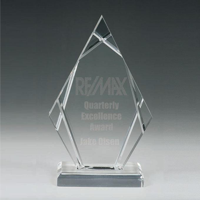 Glass Trophy & Award Geelong